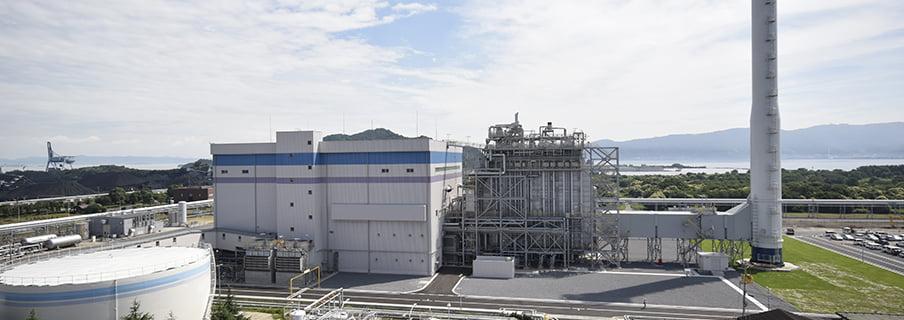 発電所情報|四国電力