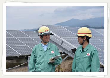 松山太陽光発電所【松山市】 YONDEN MOVIE SITE 四国電力