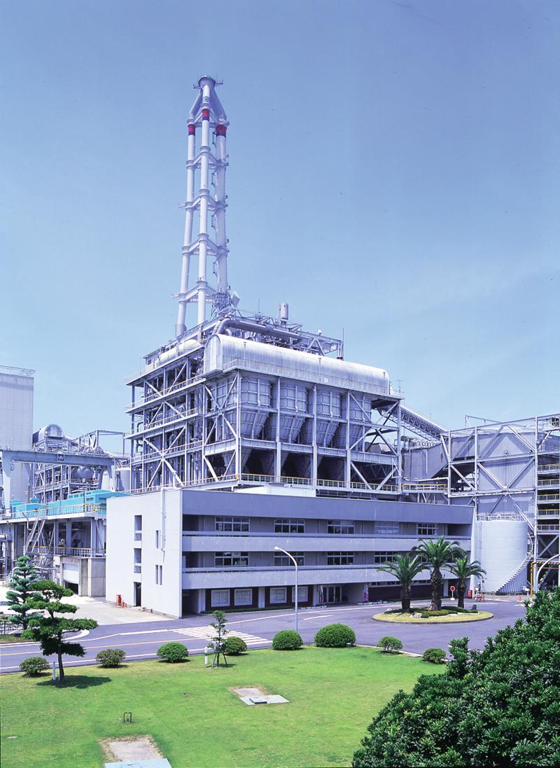 西条発電所-四国電力-